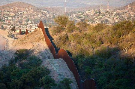 Граница США-Мексика. Классные фото
