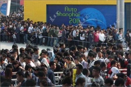 Авштошоу в Шанхае