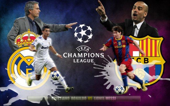 Лига Чемпионов 2010/11. Реал Мадрид - Барселона. Превью матча!