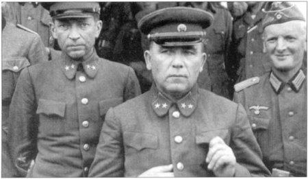 При Сталине и генералы говно