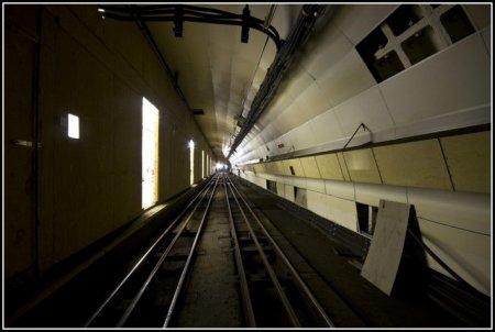 Почтовое метро Лондона