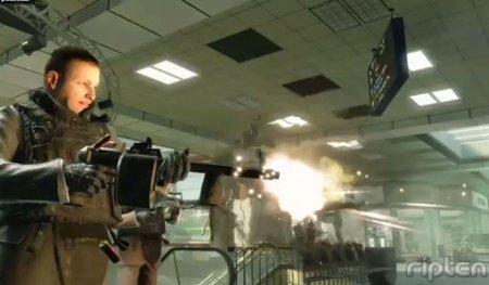 «Террористы» смогли пройти в аэропорт