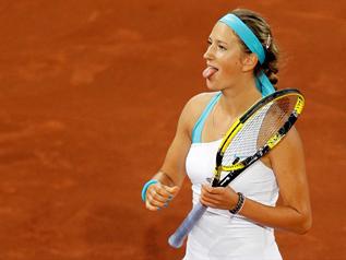 Виктория Азаренко уступила в финале турнира WTA в Мадриде