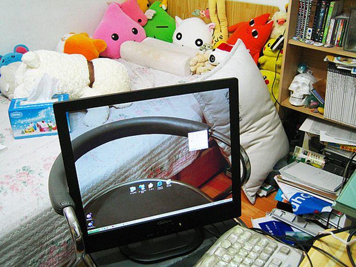 Прозрачные экраны!
