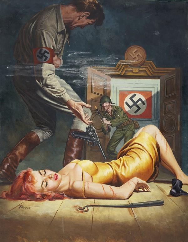 Смерть фашистам и сиськи!