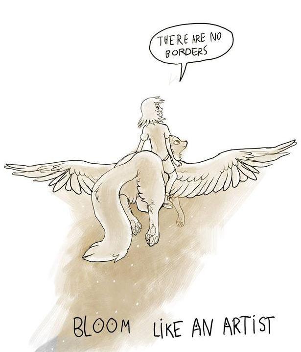 Прирожденный художник