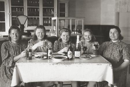 Старинные алкогольные традиции