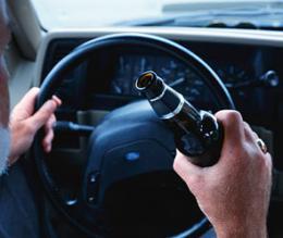 За вождение в пьяном виде может быть введена конфискация транспортного средства