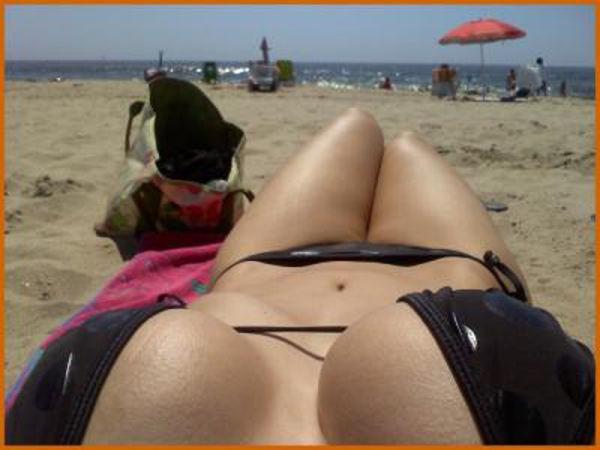 Лучший пляжный ракурс