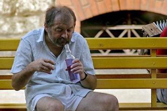 Любовь к выпивке передается по наследству