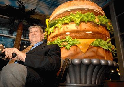 Big Mac ���������: ���������� ���� 25000 �����������
