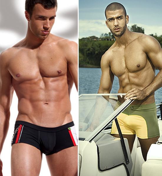 Мужские плавки 2011
