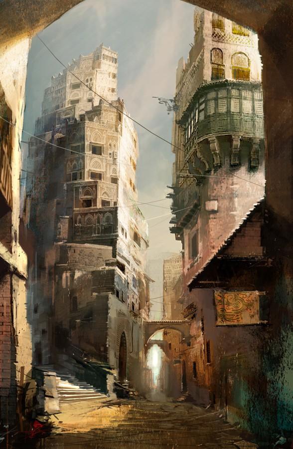 Даниэль город