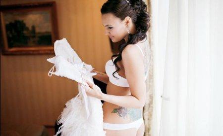 Как вам невеста?