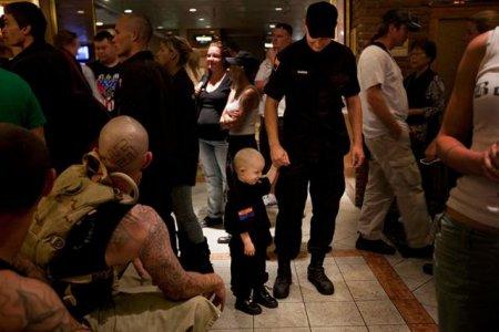 Трагедия в семье неонациста
