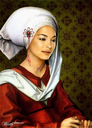 Как бы выглядели знаменитости, если бы сейчас была эпоха Возрождения