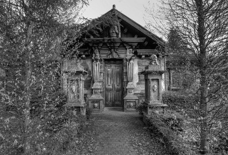 Дом тысячи привидений