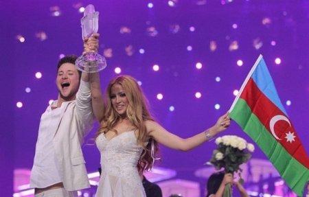 56-й конкурс песни «Евровидение-2011» завершился победой дуэта Ell&Nikki из Азербайджана (Видео)