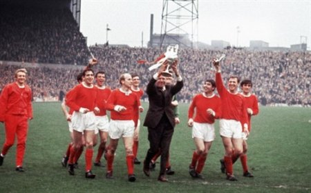 MANCHESTER UNITED CHAMP19NS!