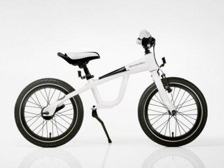 """Велосипеды на любой """"вкус"""" от компании Mercedes"""