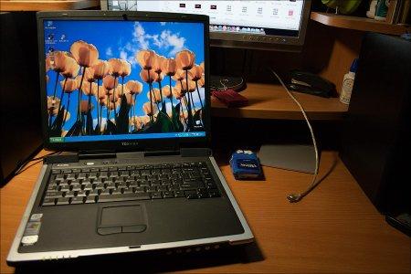 Новая жизнь ноутбука