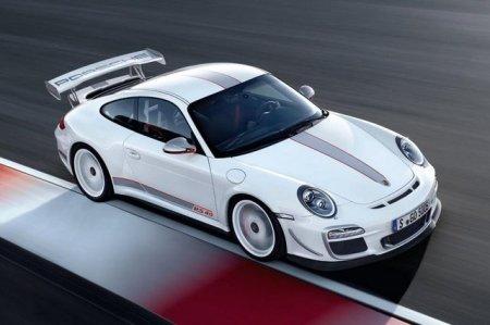 """Porsche представил полноприводный """"снаряд"""""""