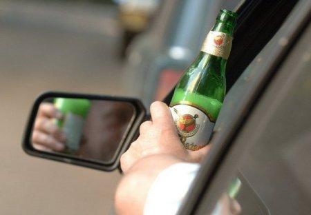 ГАИ: С августа выпитая бутылка пива станет основанием для лишения прав