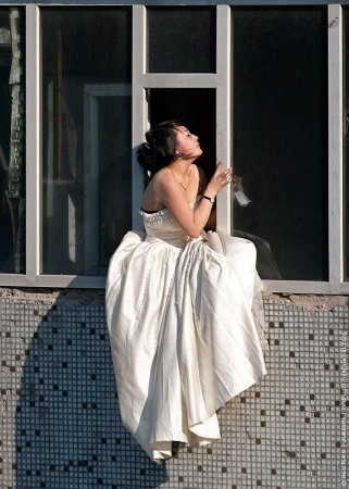 Спасение невесты