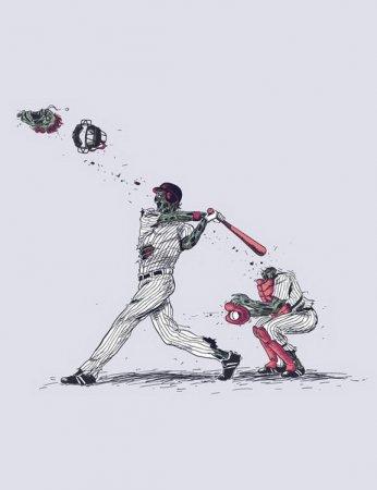 Иллюстрации Chow Hon Lam