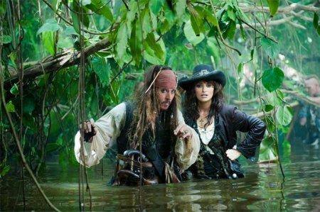 10 фактов о фильме «Пираты Карибского моря 4»