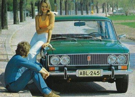 Назад в СССР: реклама советского автопрома