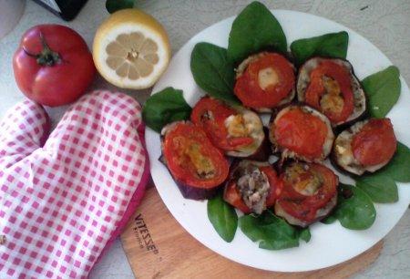 Полезный вегетарианский обед