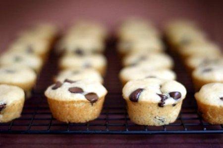 Шоколадные печеньки!
