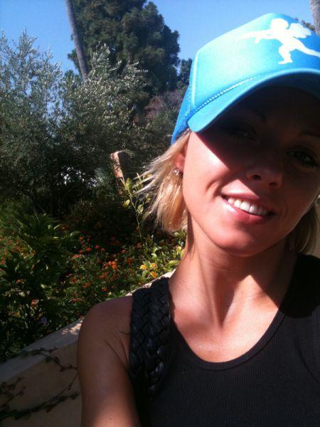 Lindsay Marie и ее фото из твиттера