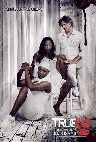 Постеры и трейлер четвертого сезона True Blood