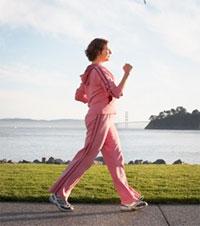 Спортивная ходьба – приятная альтернатива бегу