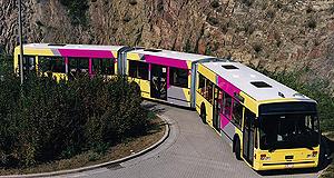 Беларусь планирует производить трехсекционные автобусы