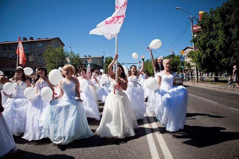 Эстонские невесты