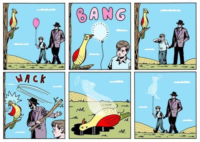 Отличная подборка комиксов