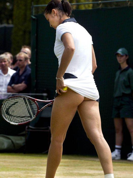 Сексуальные попки большова тениса