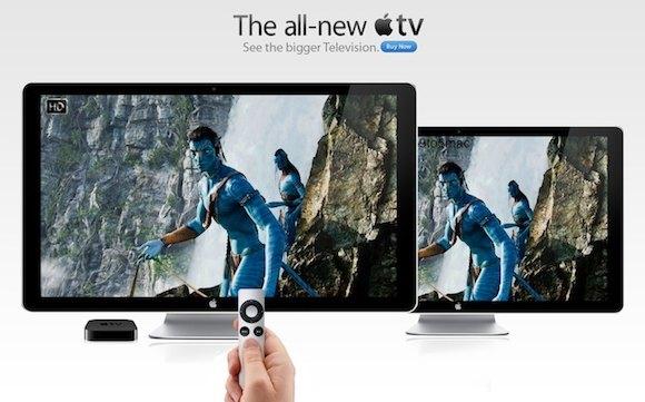 Телевизоры от Apple становятся реальнее