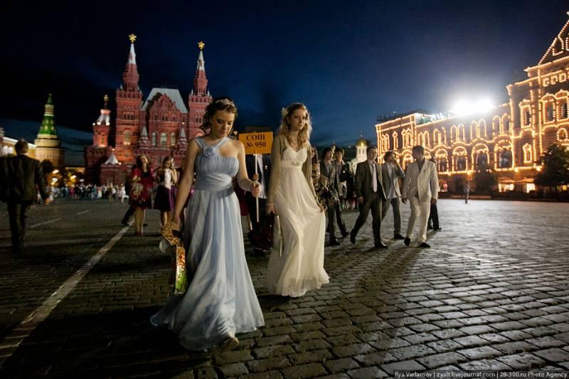 Московские Выпускники  - 2011