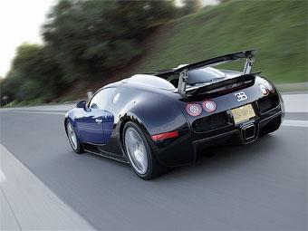 Bugatti продала последний Veyron