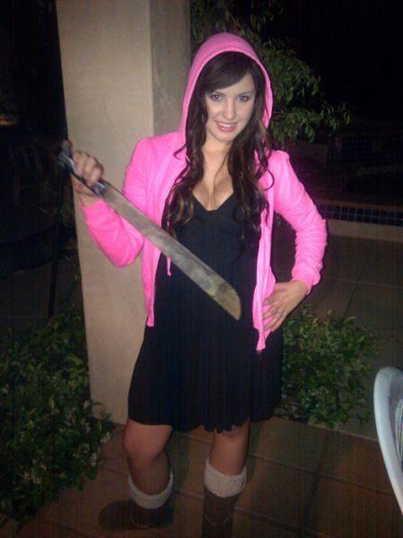 Brooke Adams и ее фото из твиттера