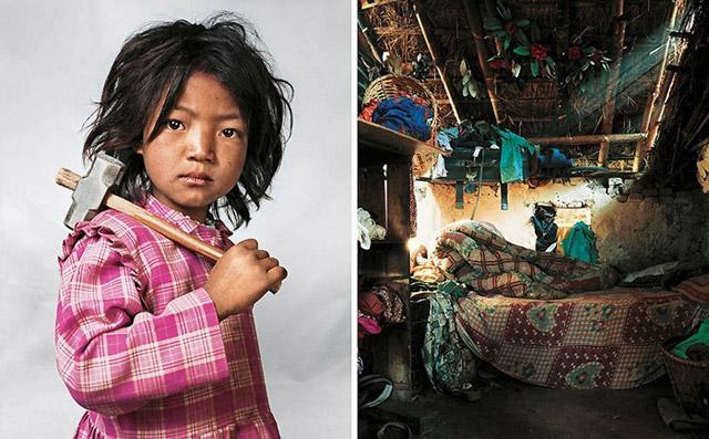 Дети и их кроватки