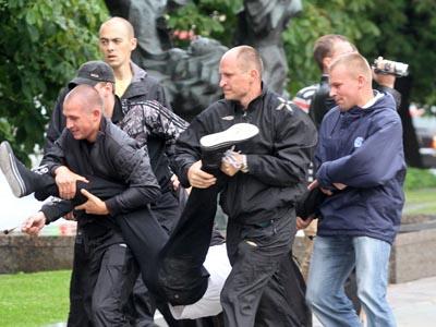 Глава Минюста: Собираться на площади - законно