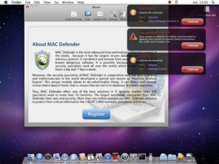 Apple косвенно признала, что Mac больше не рай, где нет вирусов