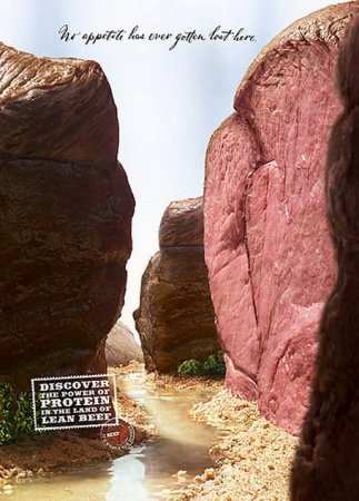 Креативные работы американского фотографа Peterа Lippmann