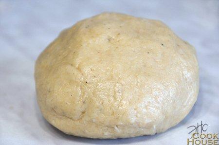 [выпечка] Сырное печенье