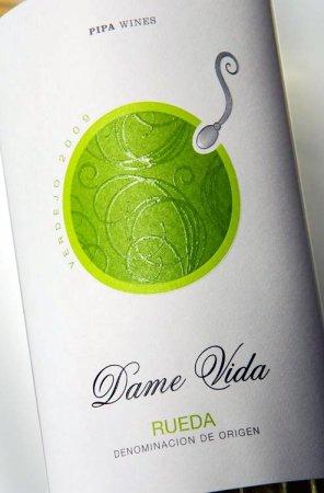 Вино с изображением сперматозоида и яйцеклетки